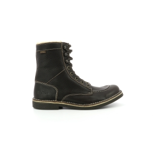 Kickers KICKSTONERY MARRON OSCURO