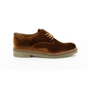 Kickers OXFORK OR velluto