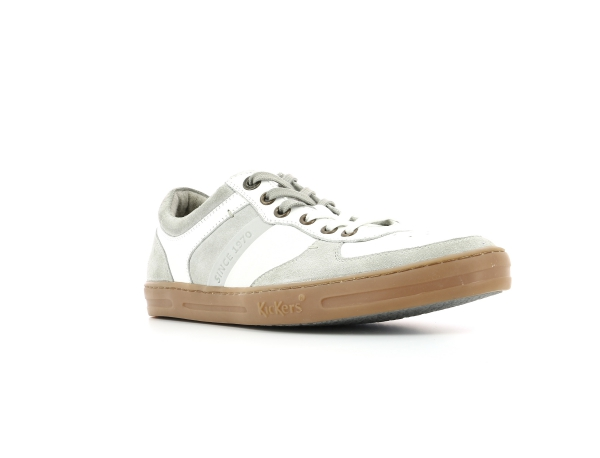 Kickers APOLLONI BLANC