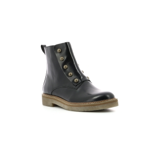Kickers OXCIRCLE BLACK