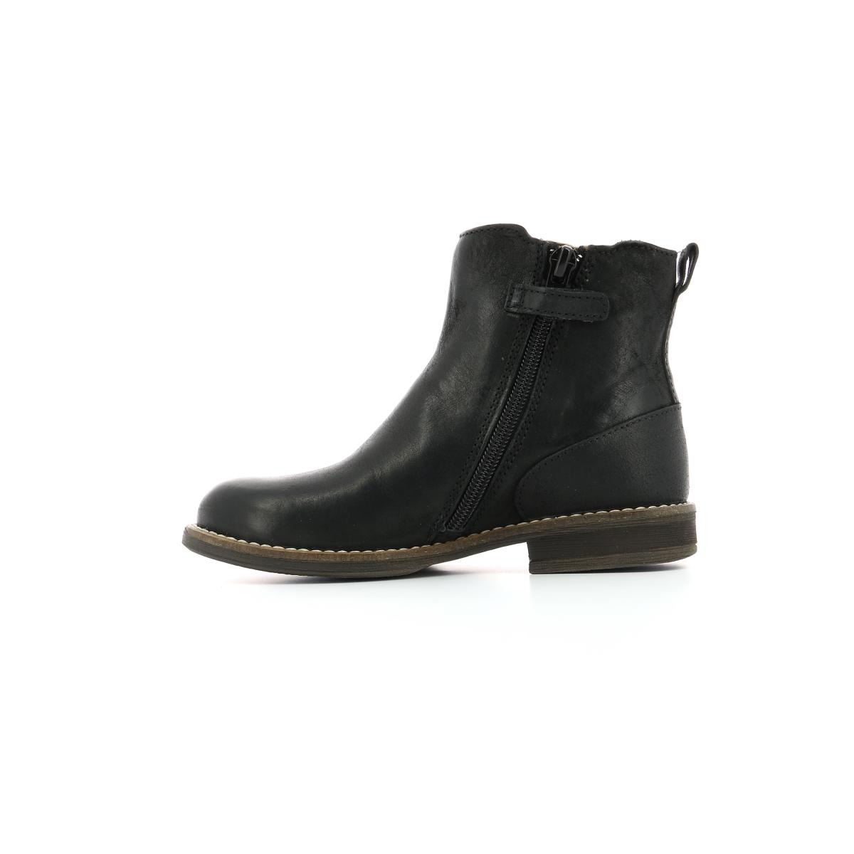 7f9e16420fffc3 Chaussures Enfant SMAD NOIR - Kickers