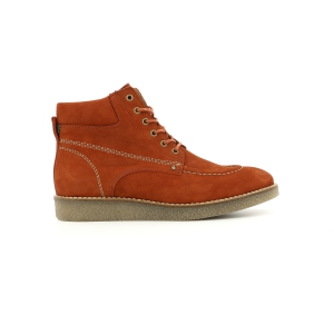Kickers ZALPILLE ORANGE ROUILLE