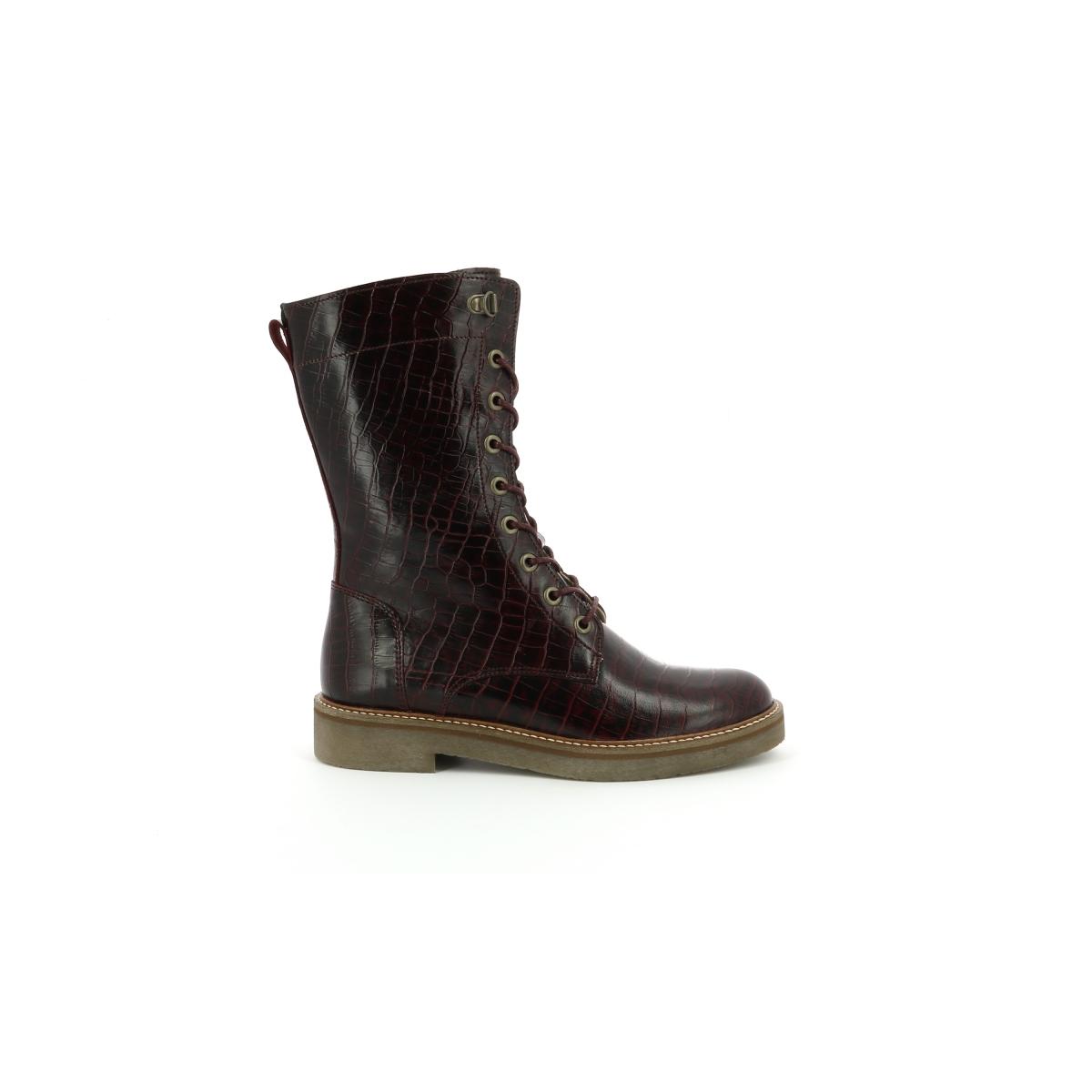 Chaussures Kickers Chaussures Chaussures Oxmax Bordeaux Oxmax Bordeaux Kickers Femme Femme Femme qFCv5w