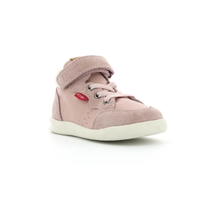 Kickers CHICAGO BB MID ROSA