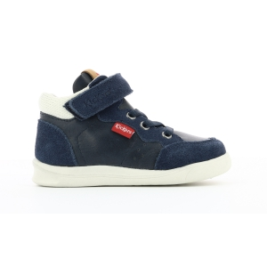 Kickers CHICAGO BB MID NAVY