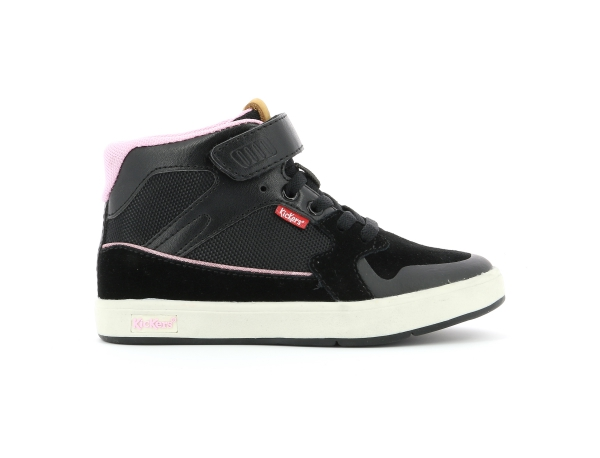 GREADY MID CDT BLACK PINK