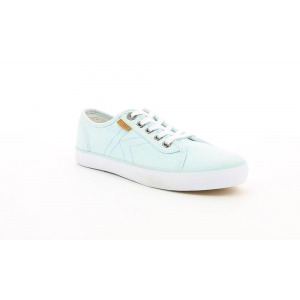 Kickers KICK CANVAS BLEU CLAIR