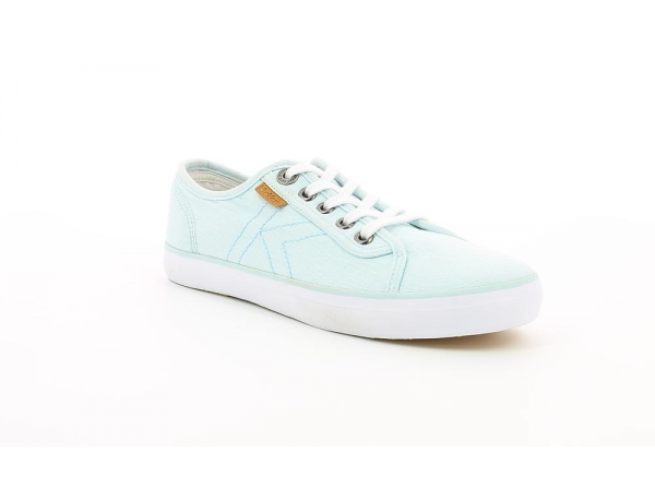 KICK CANVAS BLEU CLAIR