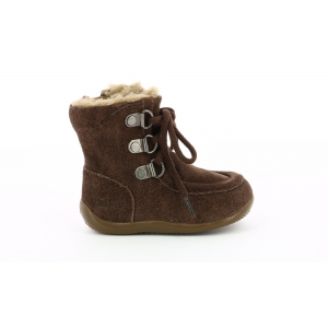 Kickers BAMARA marrone scuro