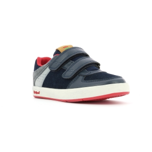 Kickers GREADY LOW CDT NAVY RED