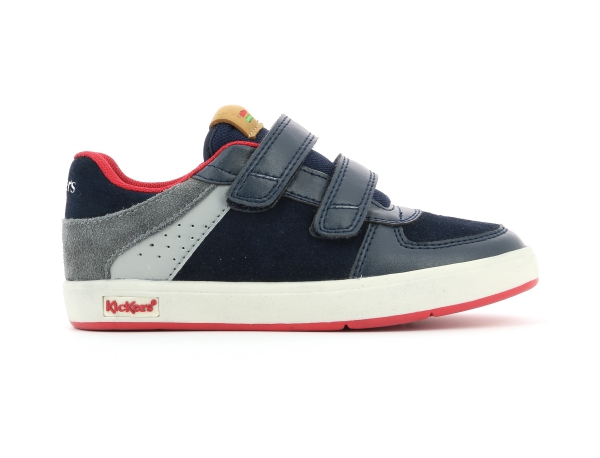 GREADY LOW CDT NAVY RED