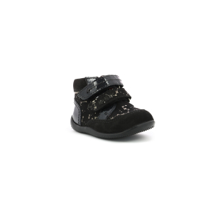 Kickers BILIANA nero bronzo