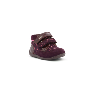 Kickers BILIANA PURPLE PINK