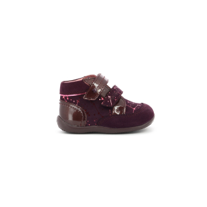 Kickers BILIANA violetto rosa