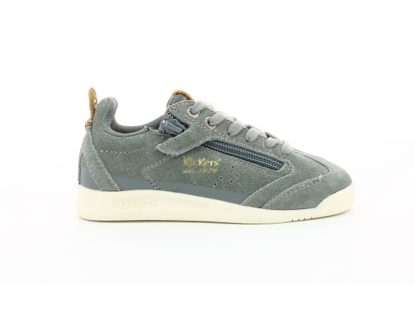 KICK 18 CDT ZIP GREY