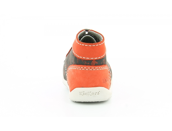 BONBON GREY ORANGE