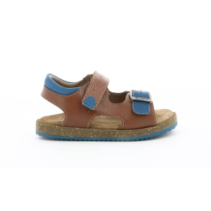 Kickers FUNKYO MARRON CLARO