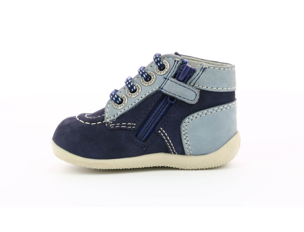 BONZIP LIGHT BLUE NAVY