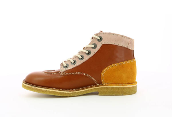 KICK LEGEND CAMEL ORANGE ROSE