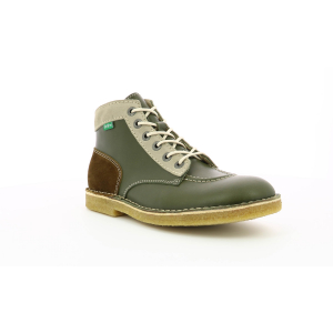 Kickers KICK LEGEND KAKI MULTICOLORE