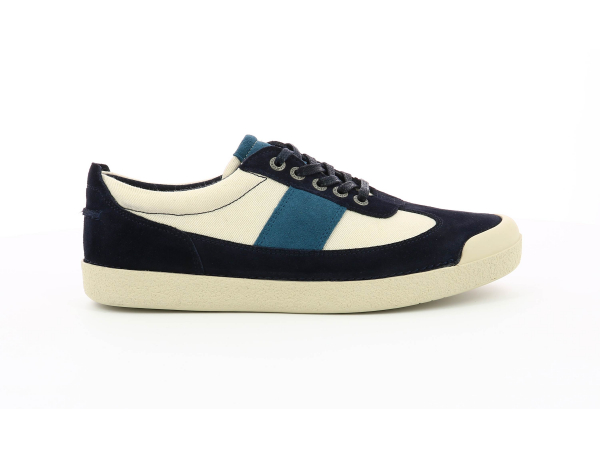 THEORY NAVY OFF WHITE