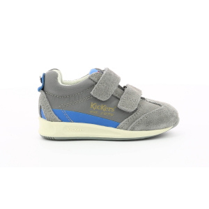 Kickers KICK 18 BB VLC GREY  BLUE