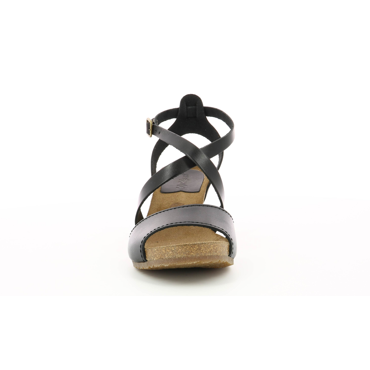 Femme Noir Femme Noir Spagnol Chaussures Spagnol Chaussures Kickers XPOZukiT