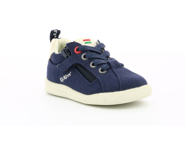 Kickers CHICAGO BB NAVY  OFF-WHITE