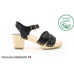 Kickers SATINE NOIR