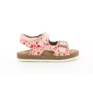 Kickers FUNKYO LIGHT PINK FLOWERS