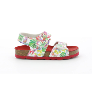 Kickers SUMMERKRO EXOTIC WHITE