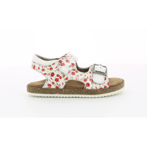 Kickers FUNKYO WHITE FLOWERS