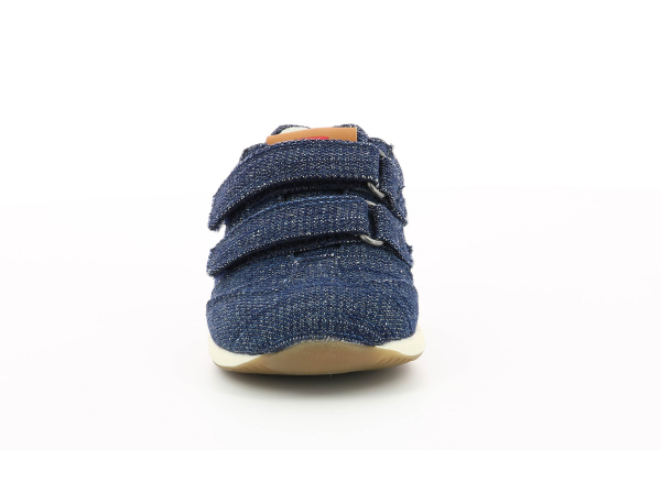 KICK 18 BB VLC BLEU DENIM