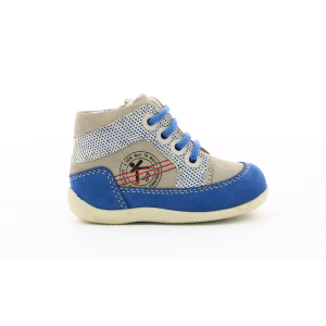 Kickers BIBOY GREY BLUE