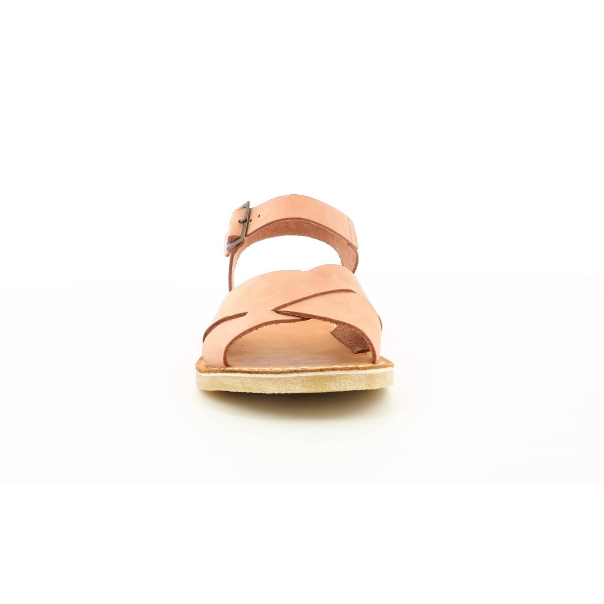 Zapatos Mujer Kickers Tilly Rosa Claro On08wPk