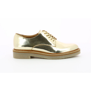 Kickers OXFORK GOLD MIRROR
