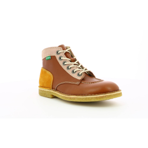 Kickers KICK LEGEND CAMEL ORANGE ROSE