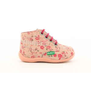 Kickers BILLY ROSE CORAIL FLEURI