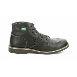 Kickers KICKSTONER DARKBROWN PERM BROWN SOLE