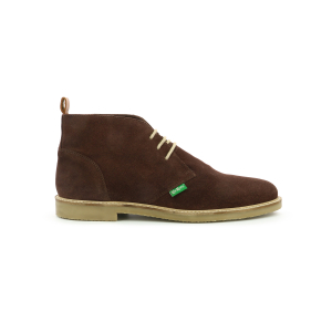 Kickers TYL MARRON FONCE