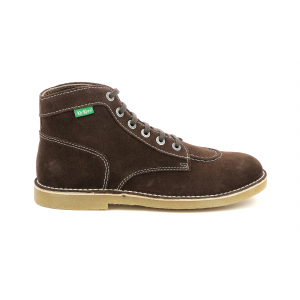 Kickers ORILEGEND MARRON FONCE HOMME