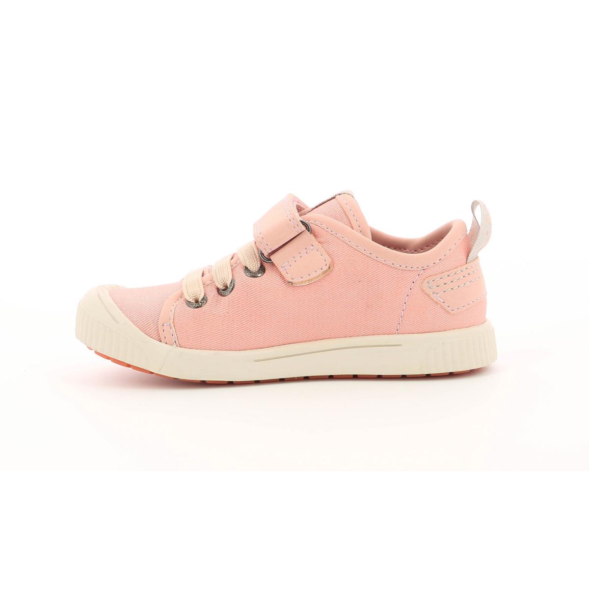 Zhou Chaussures Rose Glitter Kickers Enfant 55qrwOT