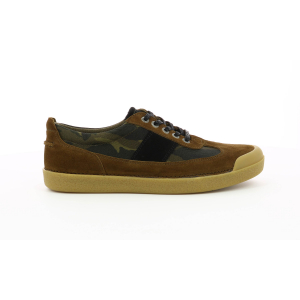 Kickers THEORY MARRONE KAKI