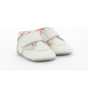 Kickers KICKCHOBON WHITE FLOWERS