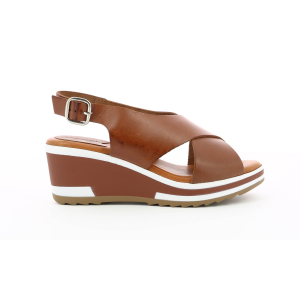 Kickers WING BROWN