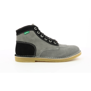 Kickers ORILEGEND GREY BLACK