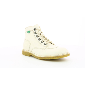 Kickers KICK LEGEND BIANCO SPORCO DONNA
