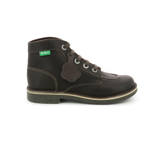 Kickers KICK COL MARRON FONCE PERM