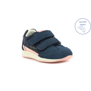 Kickers KICK 18 BB VLC NAVY  PINK