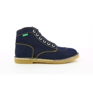 Kickers ORILEGEND BLU DENIM DONNA